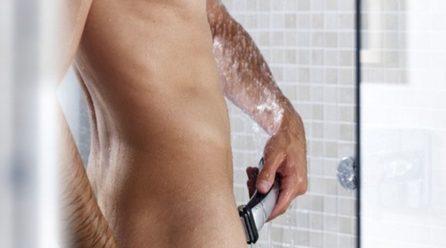 Depilacja intymna mężczyzn