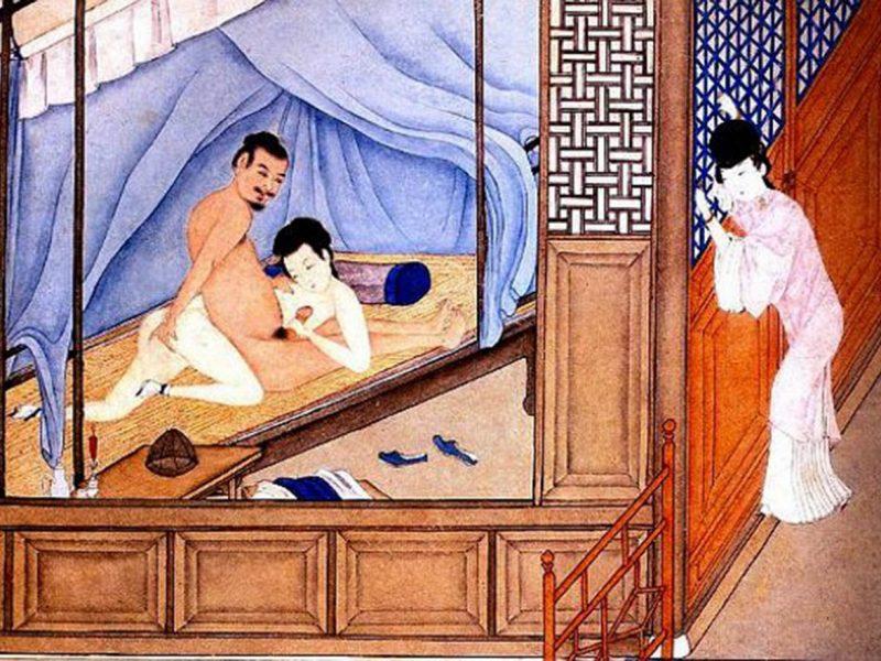 Orgazm jako esencja życia, czyli rozwój seksu w Chinach