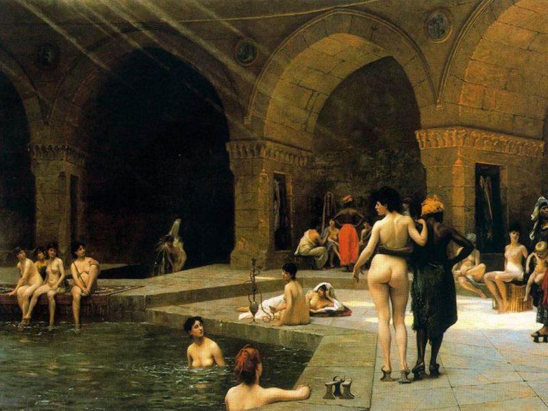 Seks w Anglii – z kart historii…
